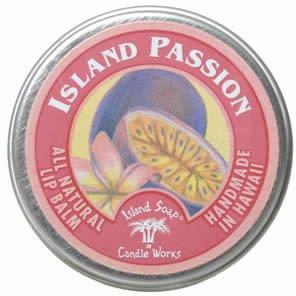 ハワイアン リップバーム アイランドパッション