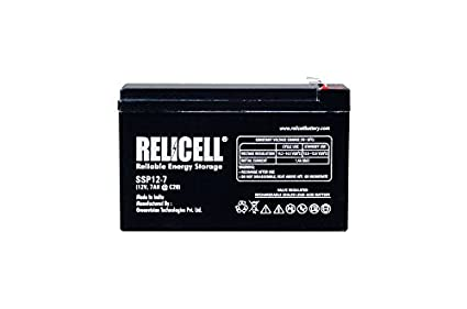 Relicell 12V 7AH UPS Battery