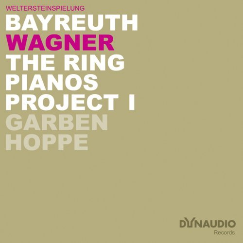 Wagner - The Ring Pianos Project by Cord Garben (2012-01-01)