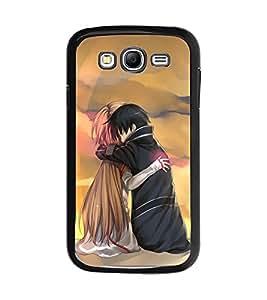 TOUCHNER (TN) Star Logo Back Case Cover for Samsung Galaxy A7::Samsung Galaxy A7 A700F