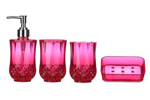 Premier housewares set accessori da bagno - Amazon accessori bagno ...