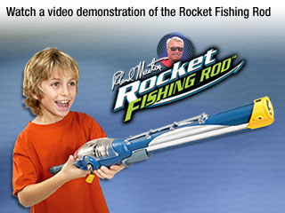 Show off your stuff page 97 fishing rods reels line for The rocket fishing rod