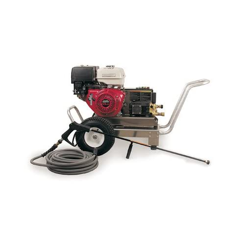 Image of CA Series 4000 PSI Cold Water Gasoline Pressure Washer Engine: Honda 389cc OHV