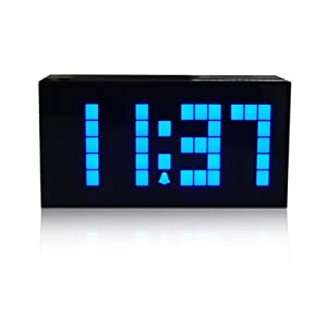 KT3186B Jumbo Display Dual-Alarm Clock Radio with SmartSet Technology