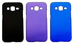 3 Pieces of Winsome Deal Exclusive Hard Back Cover for Galaxy Core Prime SM-G360