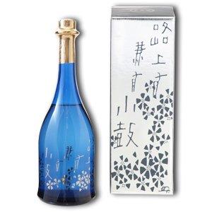 西山酒造場 路上有花 葵(ろじょうはなあり あおい) 純米大吟醸 16〜17度 720ml 1本