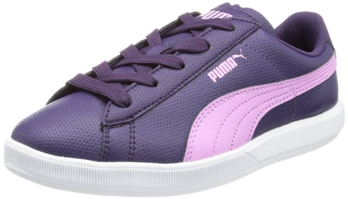 Puma Archive Lite L Jr Low Top Unisex-Child Purple Violett (blackberry cordial-orchid 04) Size: 35