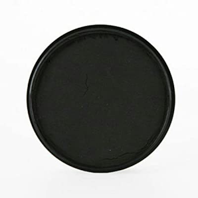 Paradise Face Paints - Black B (1.4 oz/40 gm) by Mehron