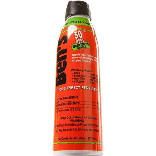 Ben's 30 DEET Eco-Spray