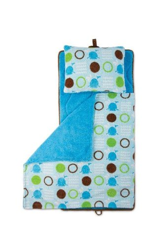 Cheap Aquatopia Memory Foam Deluxe Nap Mat, Blue