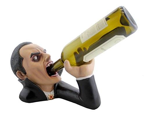 Dracula Vampire Wine Bottle Holder