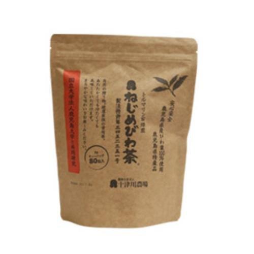 十津川 ねじめびわ茶 袋 2g×80