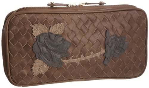 Sara Berman Women's Lyla Rose Travel Wallet Travel Wallet