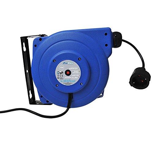 Automatischer-Kabeltrommel-Kabelaufroller-oder-Kabeltrommel-mit-15-Meter-Kabel-die-Trommel-dreht-sich-180-Grad-mit-Wandhalterung
