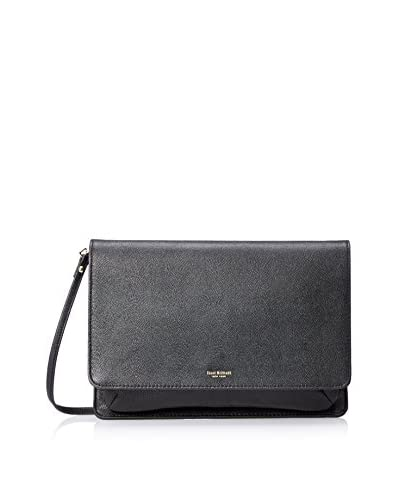 Isaac Mizrahi Women's Wendy Clutch, Black