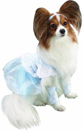 Cinderella Halloween Pet Costume, Large, 19-28 lbs