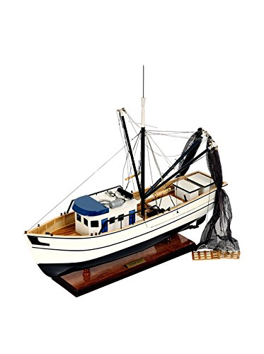 Old Modern Handicrafts Shrimp Boat Collectible (Model Shrimp Boat compare prices)