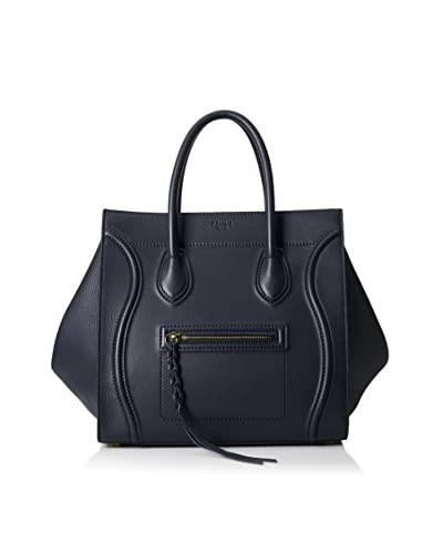 Céline Women's Phantom Medium Tote Bag, Navy