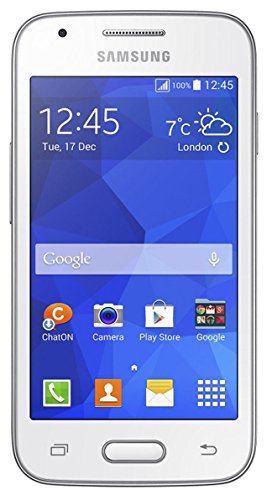 Samsung Galaxy Ace 4 G313M Unlocked GSM 4G HSPA+ Dual-Core Android 4.4 (KitKat) Smartphone - White