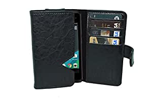 TOTTA PU Leather Wallet Pouch with Card Holder Huawei Ascend G600