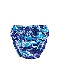 Swim Diaper – Shark Camo XL