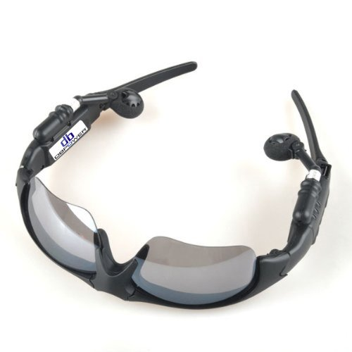 Hot Sale! High Quality 2Gb Sport Sun Glasses Sunglasses Headset Headphone Earphone Mp3 Player