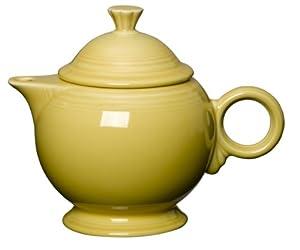 Fiesta 36-Ounce Covered Teapot, Sunflower