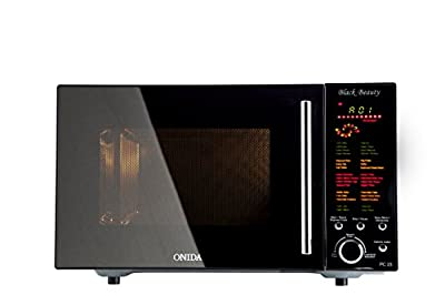 Onida Black Beauty PC23 MO23CJS11B 23-Litre Convection Microwave Oven
