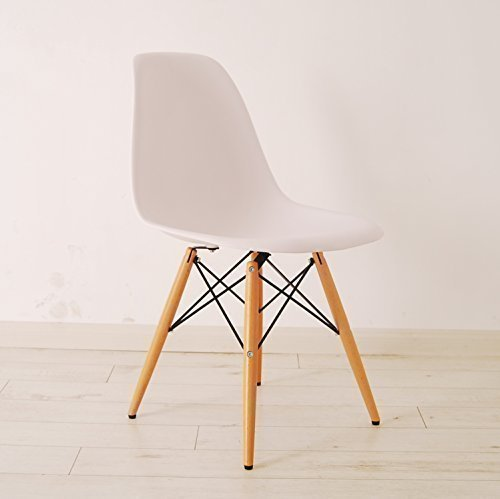 Hnn trading chaise en plastique inspiration daw eames for Table chaise scandinave