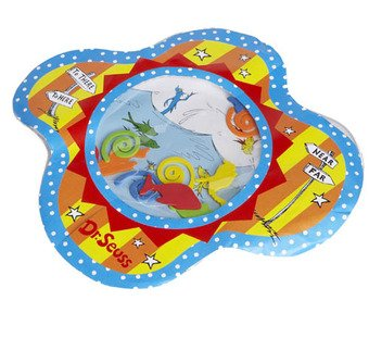 Manhattan Toy Dr. Seuss One Fish Two Fish Water Pat Mat