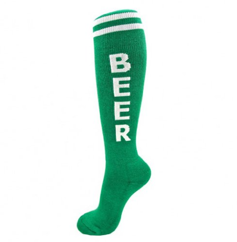Unisex Socks Various Colors Green