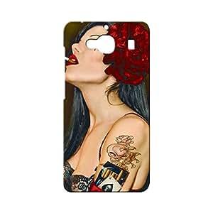 BLUEDIO Designer 3D Printed Back case cover for Xiaomi Redmi 2 / Redmi 2s / Redmi 2 Prime - G4428