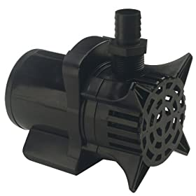 Beckett 7107910 Pond Waterfall Pump 600gph