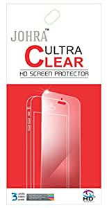 Johra Ultra Clear HD Screen Scratch Guard Protector For Infocus M810
