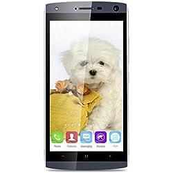 "5.0"" LANDVO V11 IPS qHD Schermo 3G Smartphone Android 5.1 MT6580M Quad Core 1.3GHz Cellulare 1GB RAM+4G ROM Dual SIM HotKnot Telefono Cellulare WIFI GPS,Blu Scuro"