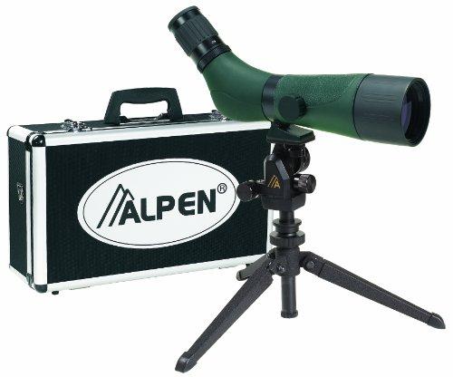 Alpen 20-60X60 W/45 Degree Eyepiece Spotting Scope Kit
