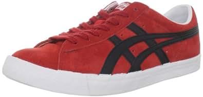 Onitsuka Tiger Fabre BL-S OG Fashion Sneaker,Red/Black,9.5 M US Women's/8 M US Men's