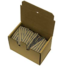 The Coin-Tainer Co. Flat Coin Wrappers, Nickel, 1000 count (30005)