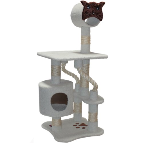 Majestic Pet 49-Inch Bungalow Sherpa for Cats