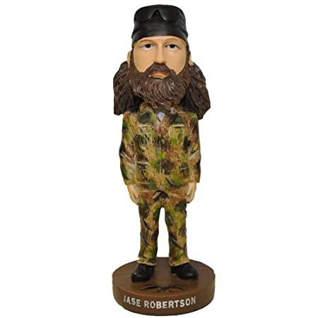 Duck Dynasty Bobble Heads - Si, Willie Kay, Phil, and Jase