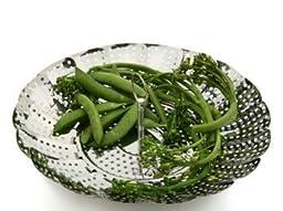 KibbiX Vegetable Steamer Stainless Steel