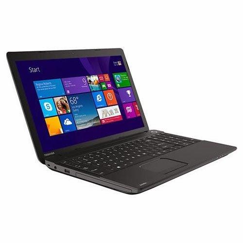 41ilziOTFZL. SL500  Toshiba Satellite C55D A5304 15.6 Laptop PC   AMD E1 2100 / 4GB DDR3 / 500GB HD / High definition Webcam  &  Microphone / Built in wireless LAN / DVD±RW/CD RW Drive / Windows 8