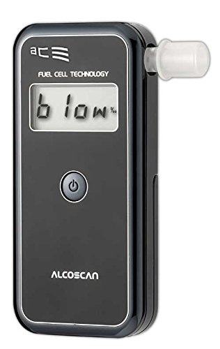 ACE II Alcohol Breathalyser