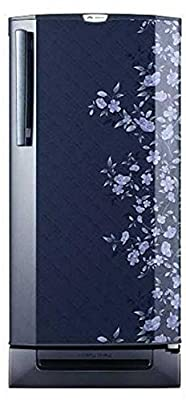 Godrej RD Edge Pro 190 CT 5.2 Direct-cool Single-door Refrigerator (190 Ltrs, 5 Star Rating, Indigo Floret)