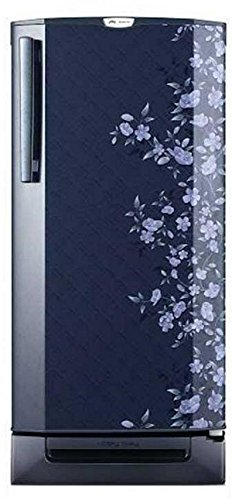 Godrej RD Edge Pro 190 CT 5.2 190 L 5S Single Door Refrigerator (Indigo Floret) Image