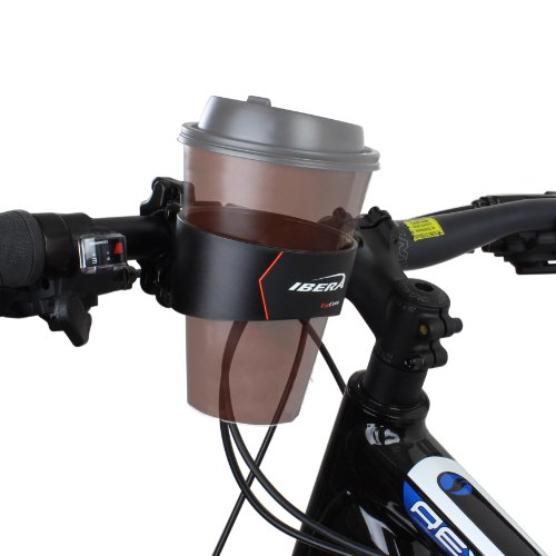 ibera-bike-handlebar-cup-holder-black-with-multi-way-mount