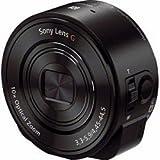 ソニー レンズスタイルカメラ サイバーショット DSC-QX10(ブラック)