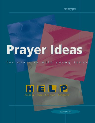 Prayer Ideas for Ministry with Young Teens Help Series  Winona Minn088489620X