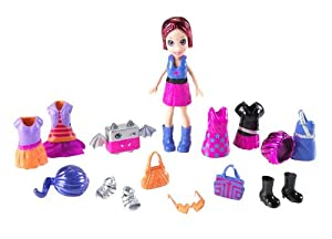 Polly Pocket Lila Bat-tery Fashion Set at Sears.com