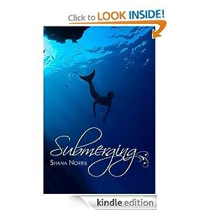 Submerging (Swans Landing)